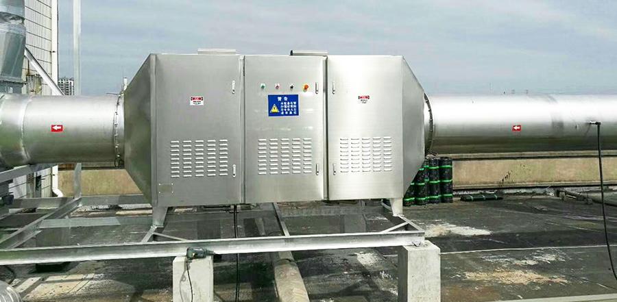 光氧催化设备标准件